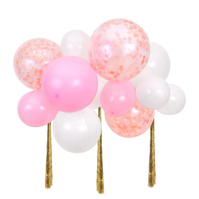 Pink Balloon Cloud Kit