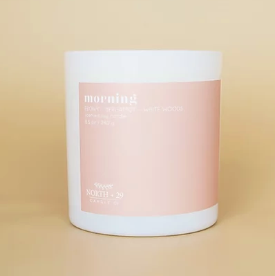 Morning Soy Candle