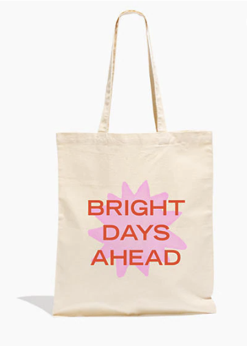 Bright Days Ahead Tote