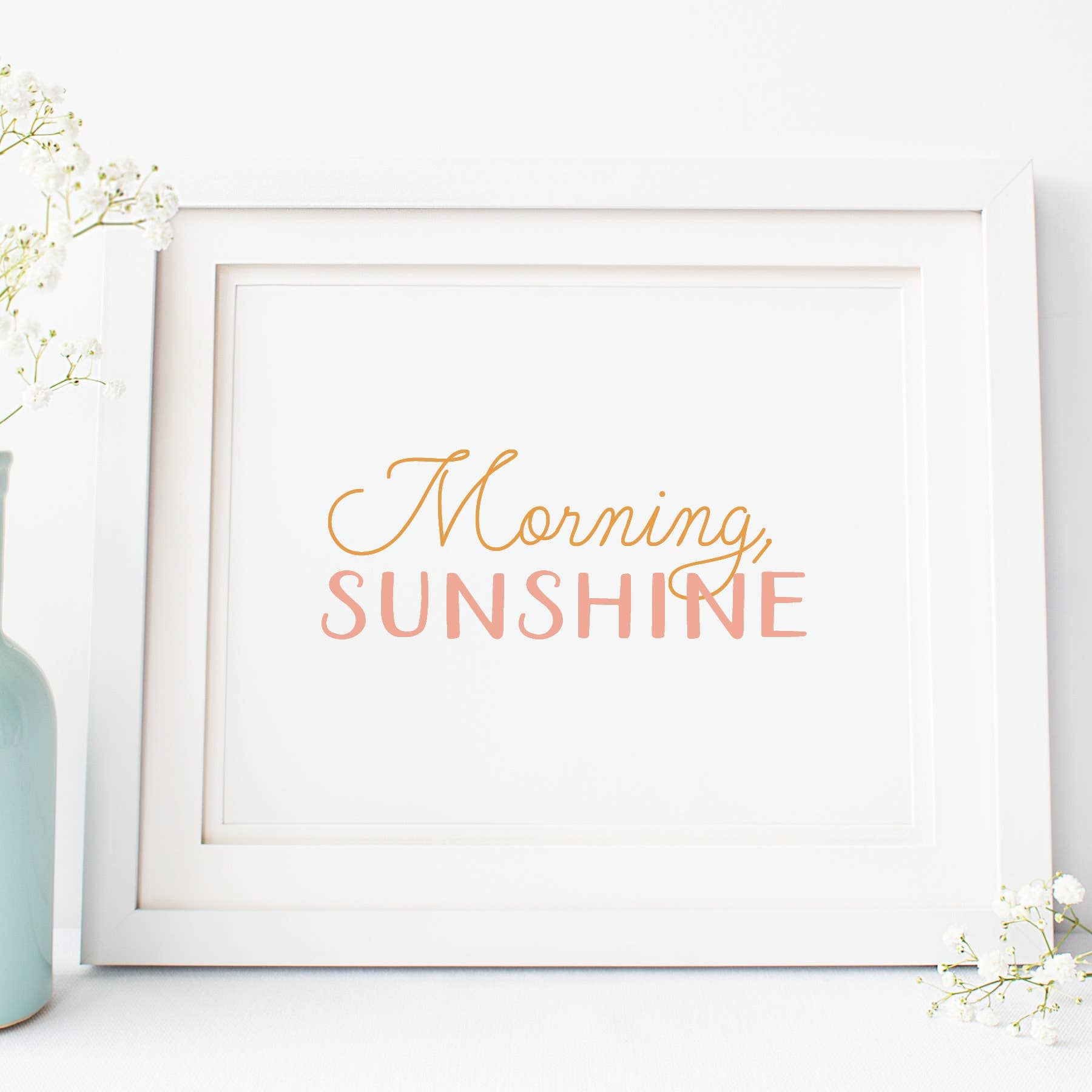 Morning Sunshine
