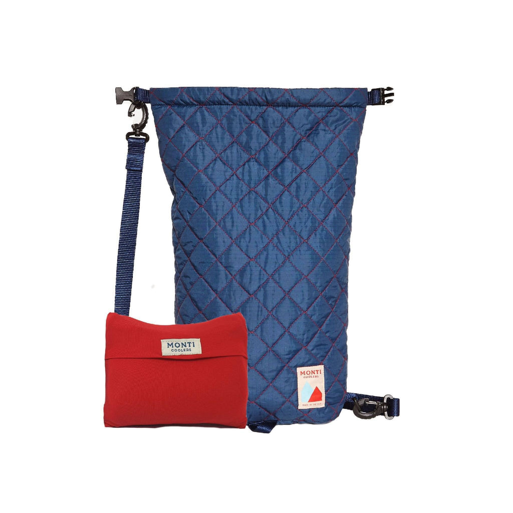 The Shasta 16L Cooler Monti Coolers Navy