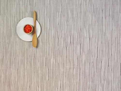 Chilewich Bamboo Chalk placemat, Margo's Gifts  Tulsa