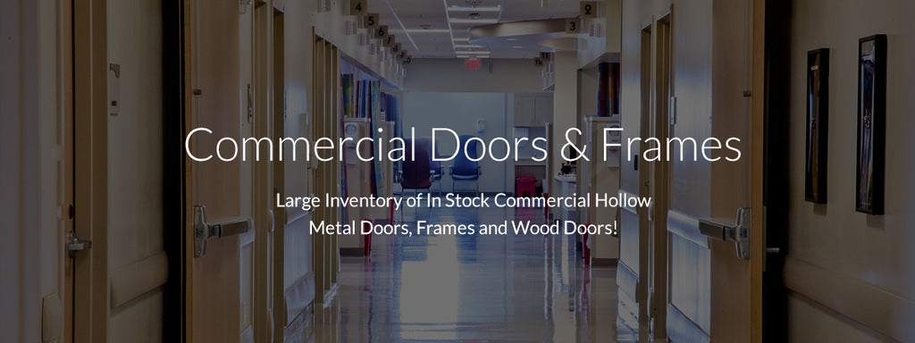 Commercial Entry Door Services