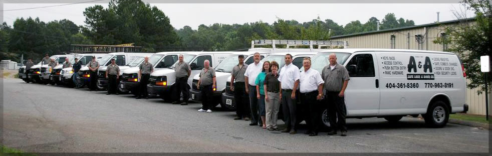 Our Service Team Has Grown And Now Includes 15 Vehicles Dispatched From Our  Two Locations In Metro Atlanta For Fast Reliable Service.