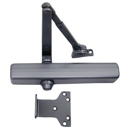 LCN 1461 Hw/PA Hold Open Cast Iron Door Closer With Slim Cover