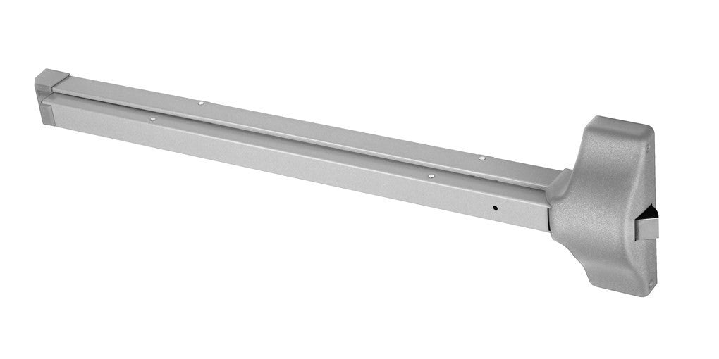 "Yale 1800 Series Flatbar Rim Exit Device 36"" 630 Finish"