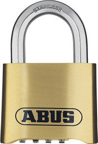 Abus 180IB/50 Combination Lock Resettable 14J895