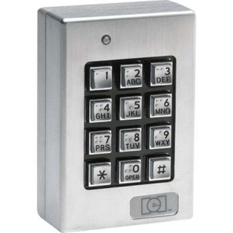 IEI 212SE Sealed Environment Keypad System