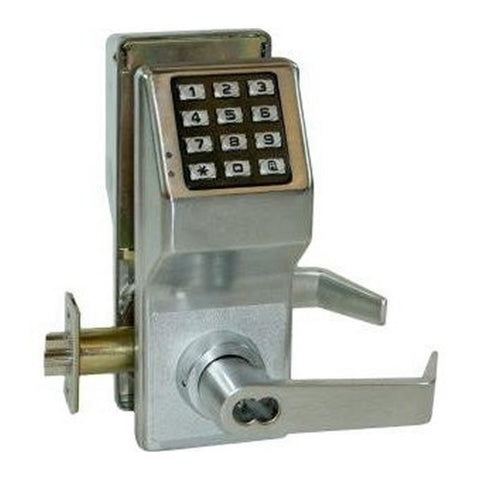 Alarm Lock DL2700IC<br>Digital Lock w IC Core PrepKeyless LocksAlarm Lock - Door Resources