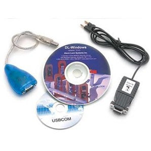 Alarm Lock Pci2 U Software And Data Cable With Usb End