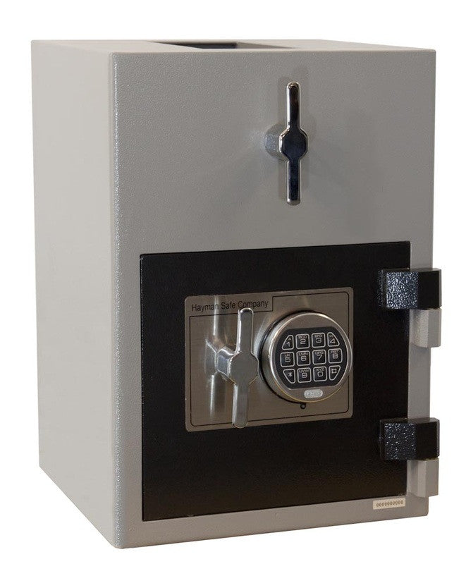 Hayman CV-H20-C Cash Vault Top Load Depository Safe (Single Door)