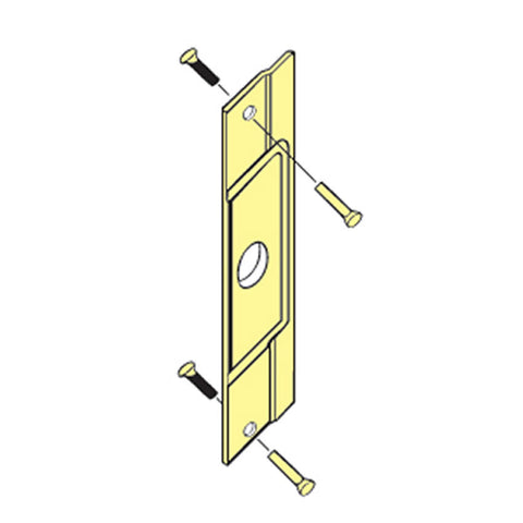 Don-Jo AL 211 SL<br>Latch GuardLatch GuardDon-Jo - Door Resources