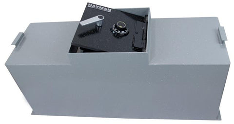 Hayman FS16T In-Floor Safe-Made In The USA