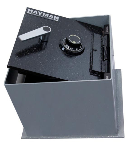 Hayman FS8 In-Floor Safe-Made In The USA