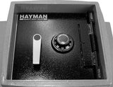 Hayman FS4000 In-Floor Safe Poly-Body-Made In The USA