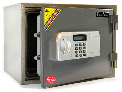 Hayman FV-132 Flame Vault Fire Rated Record Safe