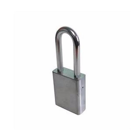 "GMS P1752SXNTOB Padlock 1 3/4"" Body, 2"" Shackle, Schlage C-K Keyway, Satin Chrome"