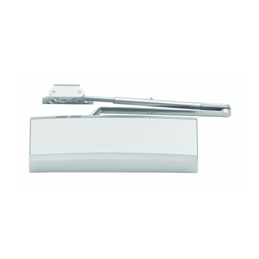 LCN 4050 Rw/PA Aluminum Body Door Closer w/ Full Cover