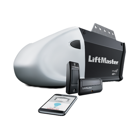 Liftmaster 8164W Contractor Series 1/2 HP AC Chain Drive Garage Door Opener