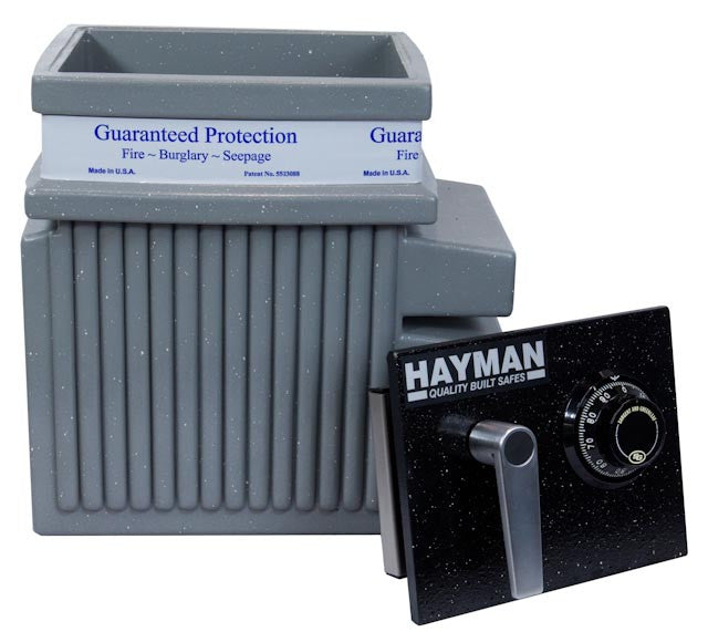 Hayman Fs1200 In Floor Safe With Standard 1 2 Quot Thick Steel