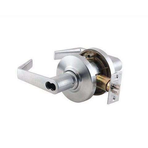 Schlage AL53JD Entrance Function Lever Lock, Full Size I/C Core Prep