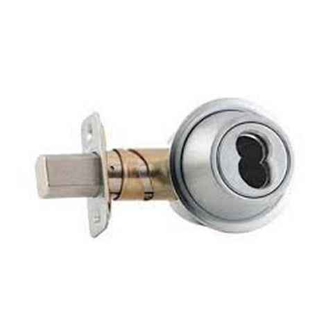 Schlage B560JD Single Cylinder Deadbolt, Full Size I/C Core Prep