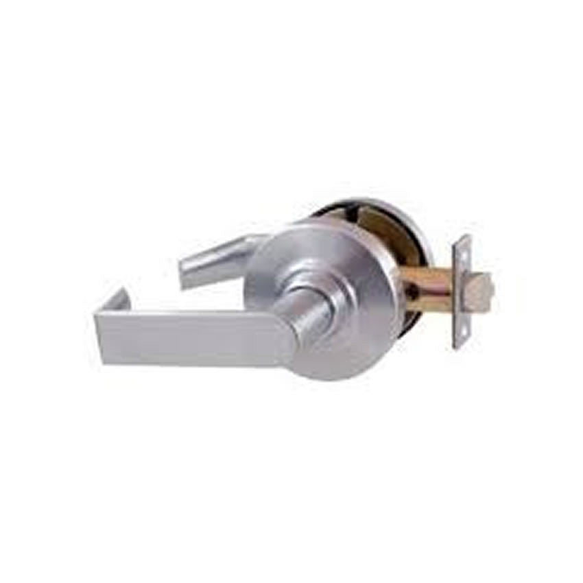 Schlage ND10S Heavy Duty Passage Function Lever Lock