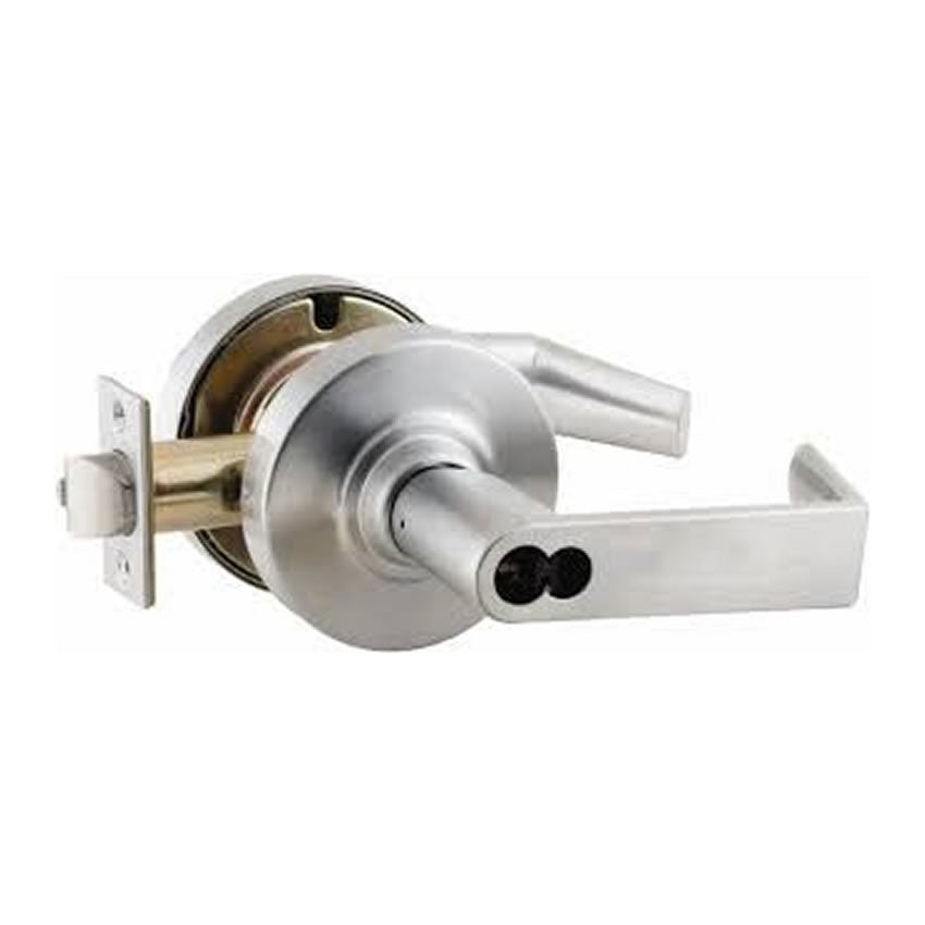Schlage Nd53jd Heavy Duty Entrance Lever Lock Amp Full Core Prep