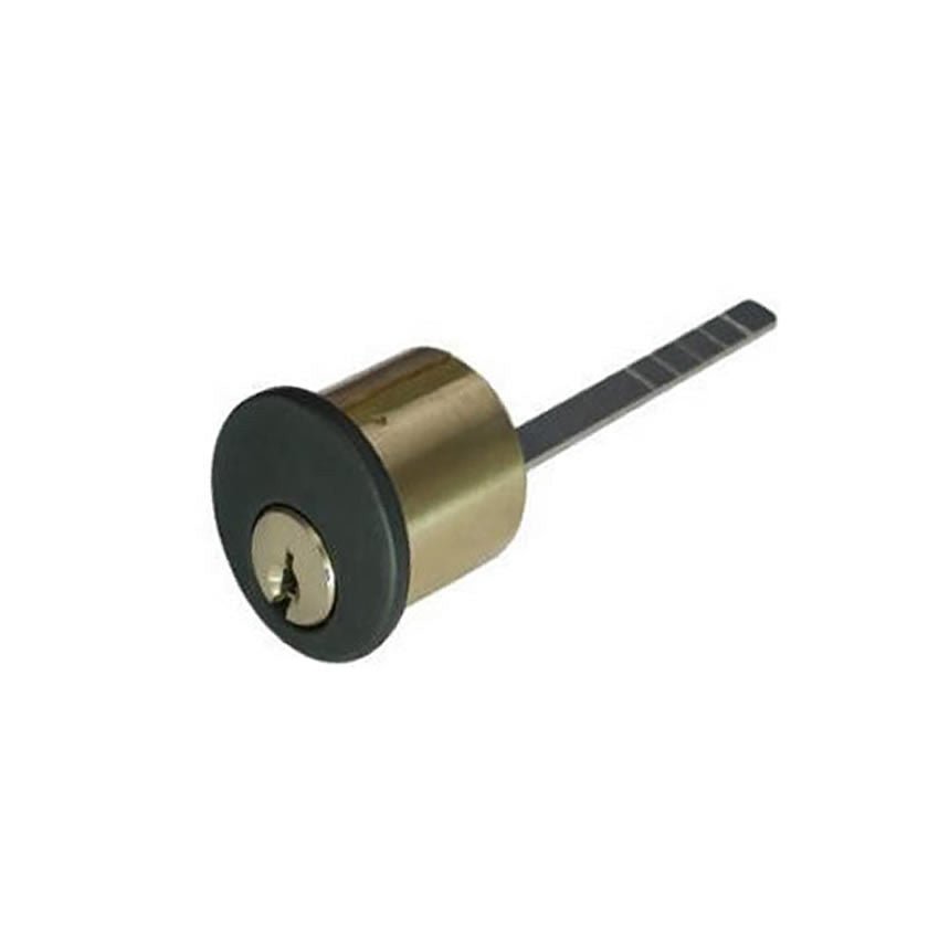 "GMS R118-G45<br>1 1/8"" Rim Cylinder Schlage C145 Keyway (Keys Sold Seperately)Rim CylinderGMS - Door Resources"
