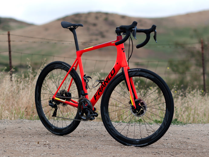 Bike of the Week - Kevin's Custom Latigo RS1-D