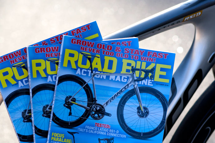 Road Bike Action Magazine: Latigo RS1-D Review