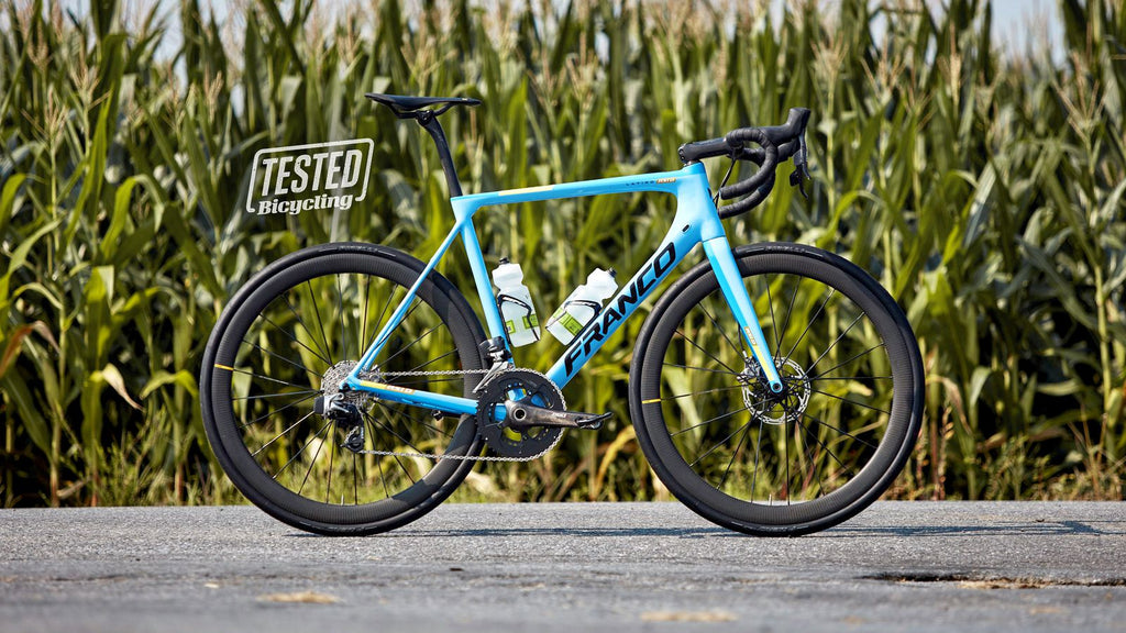 Bicycling Magazine Review: Latigo RS1-D