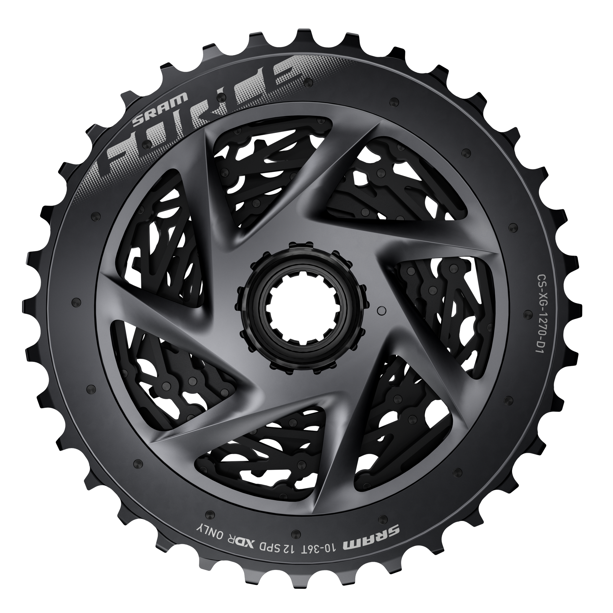 SRAM Force eTap AXS Wide Cassette