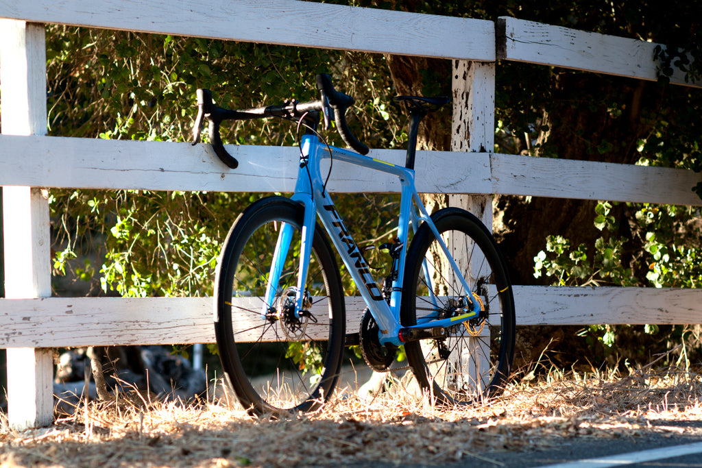 Bicycling Magazine's Latigo RS1-D