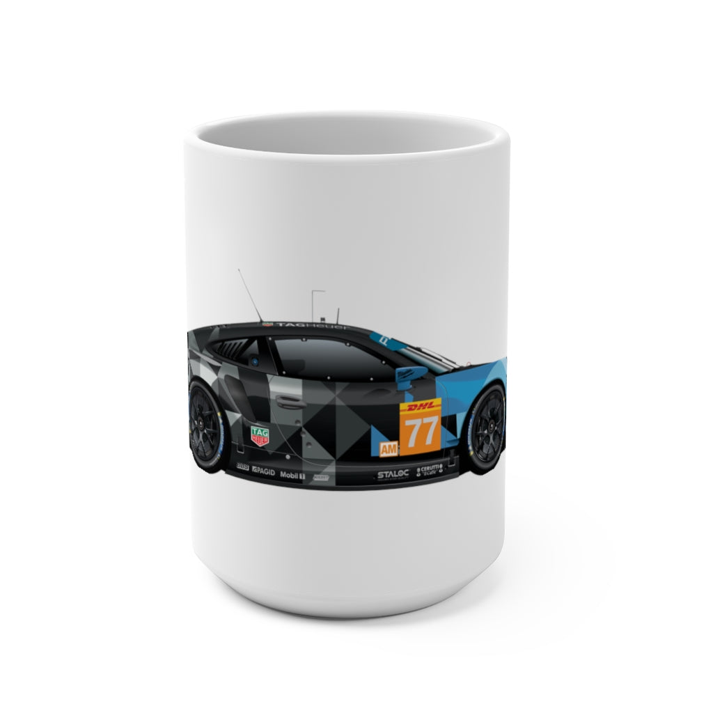 Speed Shapes Inspiration Mug 15oz