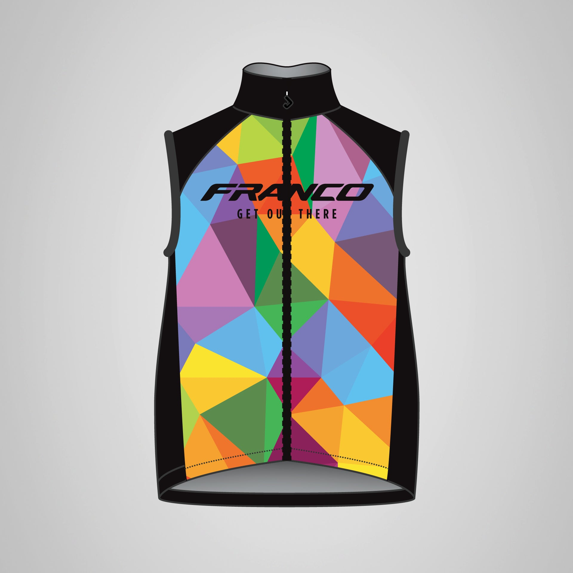 The 13 Wind Vest