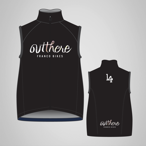 14 Out There Wind Vest (Pre-Order)