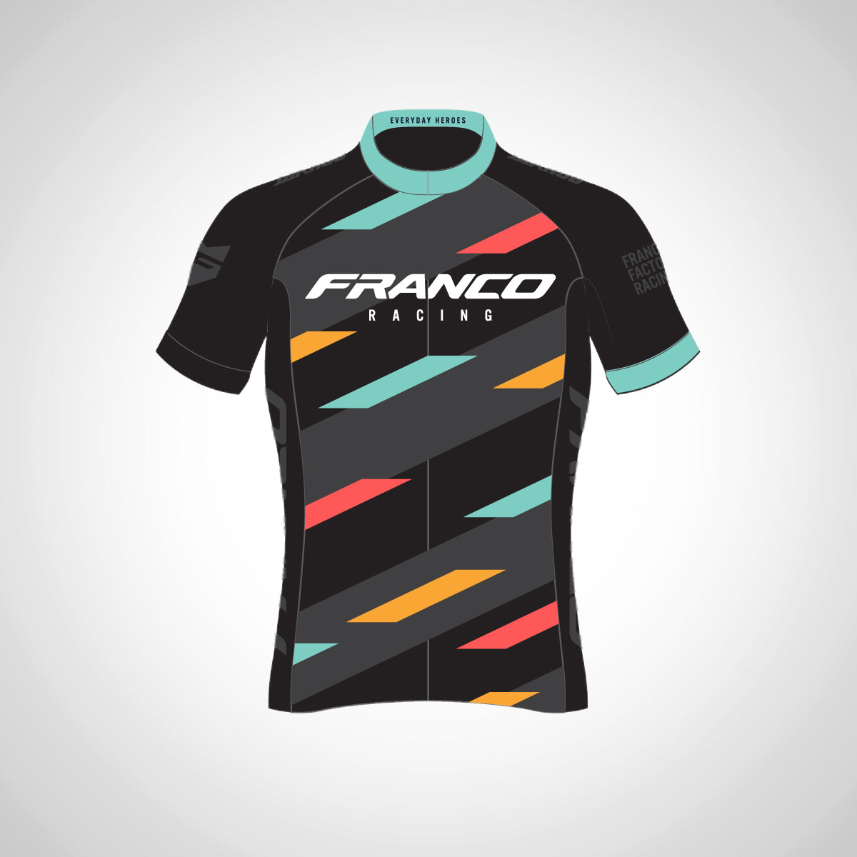 Franco Racing Speed Jersey