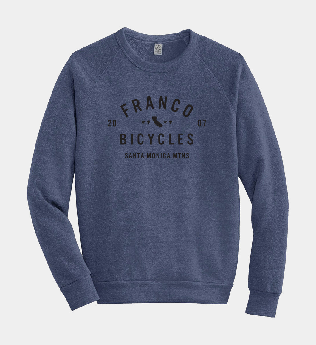 Franco SMMT Sweatshirt Navy Blue