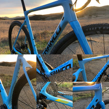 Load image into Gallery viewer, Grimes Carbon Frameset