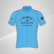 Load image into Gallery viewer, Gravel Collective Jersey Team Blue