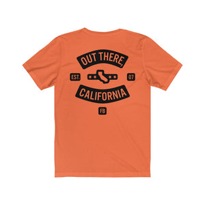 Out There CA Tee