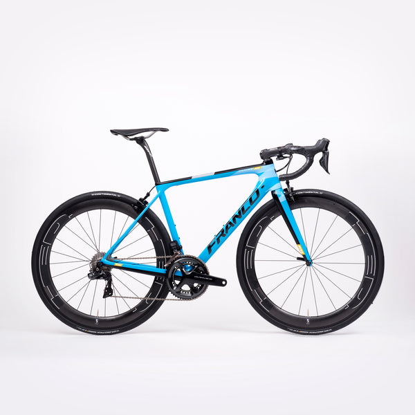 Latigo RS1 Shimano Builds