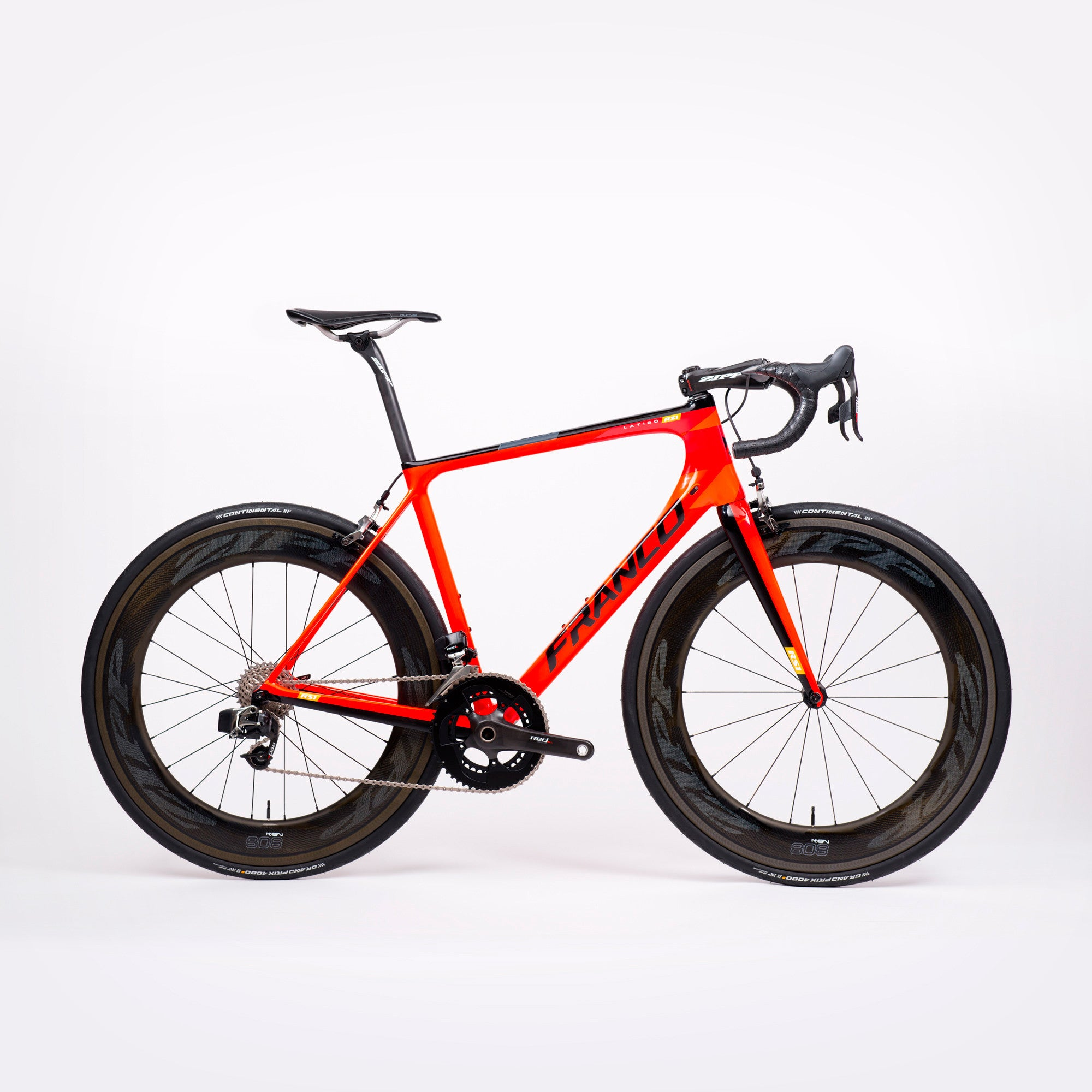 Latigo RS1 SRAM Builds