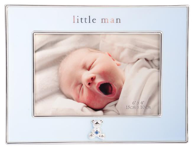 Blue Frame - Little Man