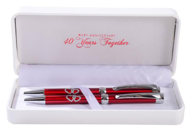 40th Anniversary - Pen Set
