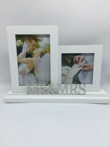 Mr and Mrs Frame