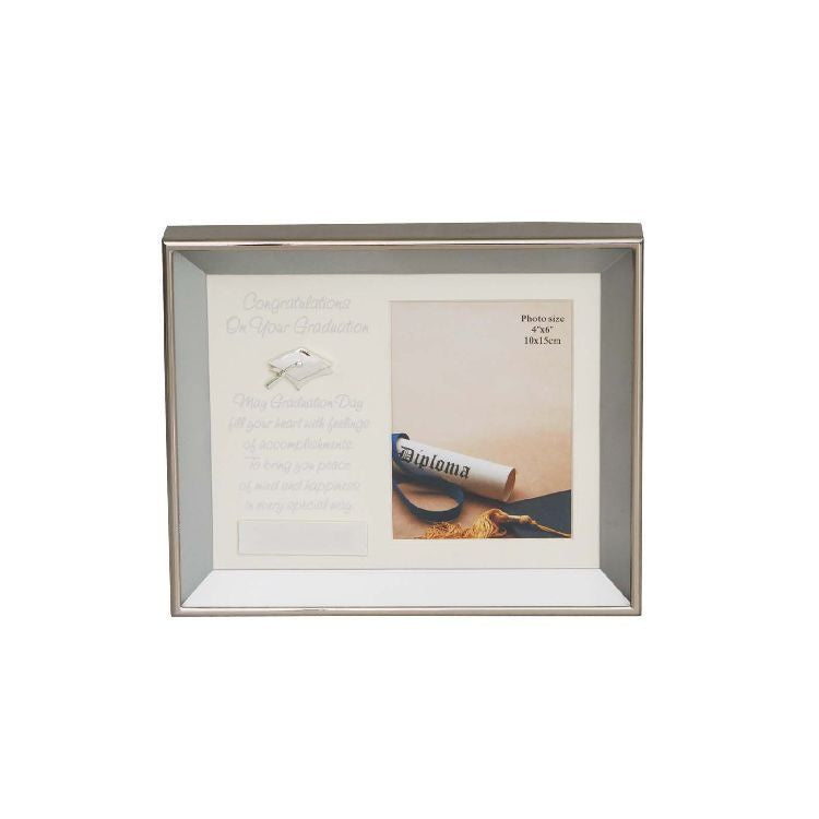 Graduation Boxed Frame