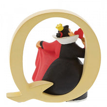 Q - Queen of Hearts Alphabet Figurine