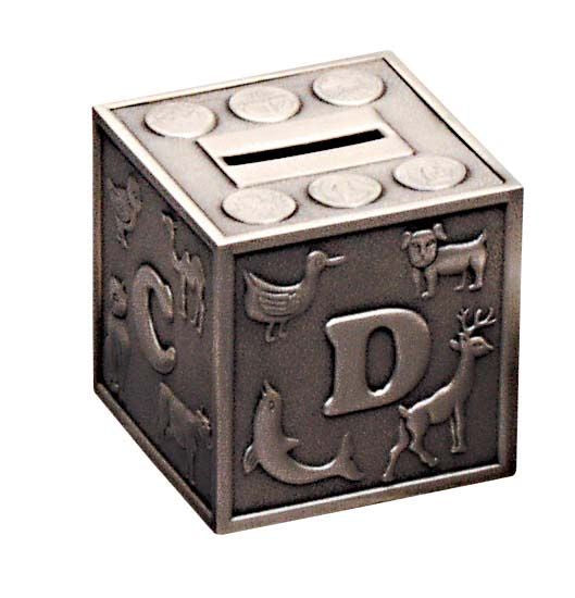 Money Bank - ABC Cube
